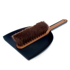 Iris Hantverk Dustpan & Brush Set Blå