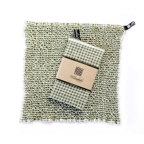 Household Cloth Moss Green